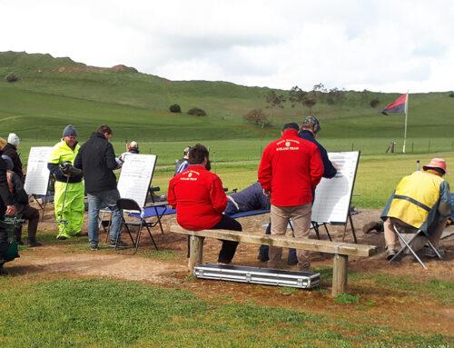 Kapunda Rifle Club Open Prize Meeting